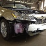 Complete body repair to restore your car to pre-accident condition