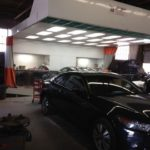 Over 10,000 sq. ft. facility dedicated to body and mechanical repairs